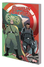 Image: Captain America: Secret Empire SC  - Marvel Comics