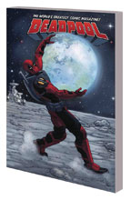 Image: Deadpool: World's Greatest Vol. 09 - Deadpool in Space SC  - Marvel Comics