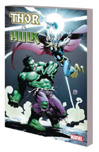 Image: Thor and Hulk Digest SC  - Marvel Comics
