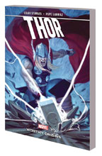 Image: Thor: Worthy Origins SC  - Marvel Comics
