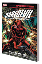 Image: Daredevil Epic Collection: Heart of Darkness SC  - Marvel Comics