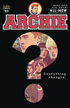 Image: Archie #23 (cover B - Greg Smallwood) - Archie Comic Publications