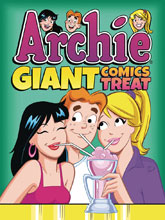 Image: Archie Giant Comics Treat SC  - Archie Comic Publications