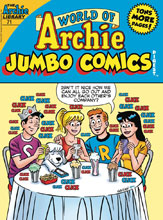 Image: World of Archie Jumbo Comic Digest #71 - Archie Comic Publications