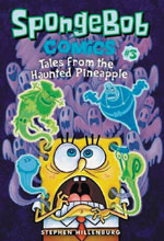 Image: Spongebob Comics Vol. 03: Tales from Haunted Pineapple SC  - United Plankton Pictures