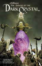 Image: Jim Henson's Power of the Dark Crystal Vol. 01 HC  - Boom! Studios - Archaia