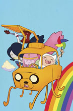 Image: Adventure Time #67 (subscription cover - Galloway) - Boom! Studios - KaBoom!