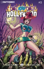 Image: Die, Kitty! Die! - Hollywood or Bust #3 (cover A - Ruiz) - Chapterhouse Comics