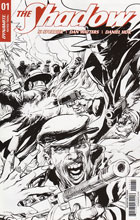 Image: Shadow Vol. 03 #1 (Adams b&w incentive cover - 01081) (30-copy) - Dynamite