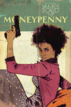 Image: James Bond: Moneypenny One-Shot  - Dynamite
