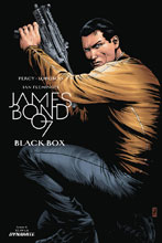 Image: James Bond #6 (cover C - Zircher) - Dynamite