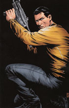 Image: James Bond Vol. 02 #6 (Zircher virgin incentive cover - 06061) (30-copy) - Dynamite