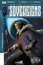 Image: Sovereigns #4 (cover A - Segovia) - Dynamite