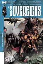 Image: Sovereigns #4 (cover B - Desjardins) - Dynamite