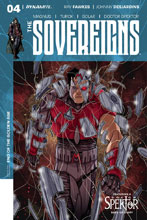 Image: Sovereigns #4 (cover C - Medri) - Dynamite
