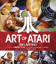Image: Art of Atari HC  (DFE signed edition) - Dynamite