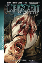 Image: Jim Butcher's The Dresden Files: Dog Men #3 - Dynamite
