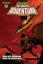 Image: Greatest Adventure #5 (cover A - Nord)  [2017] - Dynamite