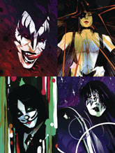 Image: Kiss Fine Art Lithograph  (Simmons, Stanley signed) - Dynamite