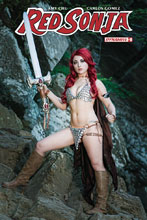 Image: Red Sonja #8 (cover D - Cosplay) - Dynamite
