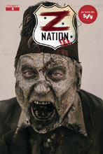 Image: Z Nation #5 (cover C - Photo) - Dynamite