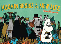 Image: Moomin Begins a New Life GN  - Drawn & Quarterly