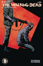 Image: Walking Dead #169 (DFE signed Blood Red - Gaudiano) - Dynamic Forces