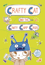 Image: Crafty Cat and Crafty Camp GN  - First Second (:01)