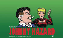 Image: Johnny Hazard Dailies Vol. 06: 1952 - 1954 HC  - Hermes Press