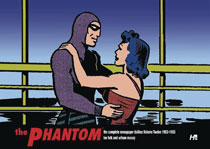 Image: Phantom Complete Dailies Vol. 12: 1953 - 1955 HC  - Hermes Press
