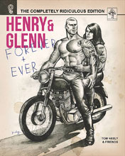 Image: Henry and Glenn: Forever and Ever HC  - Microcosm Publishing