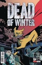 Image: Dead of Winter #1 (variant cover - Henderson) - Oni Press Inc.