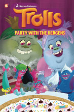 Image: Trolls Vol. 03: Party with Bergens HC  - Papercutz