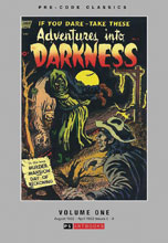 Image: Pre Code Classics: Adventures Into Darkness Vol. 01 HC  - PS Artbooks