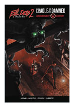 Image: Evil Dead 2 Vol. 02: Cradle of the Damned SC  (30th Anniversary edition) - Space Goat Publishing