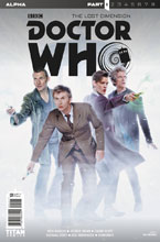 Image: Doctor Who: Lost Dimension Alpha #1 (cover B - Photo) - Titan Comics