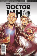 Image: Doctor Who: The 9th Doctor Year Two #1 (cover A - Melo) - Titan Comics