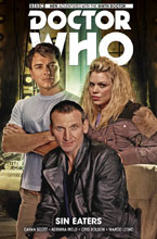 Image: Doctor Who: The Ninth Doctor Vol. 04: Sin Eaters HC  - Titan Comics