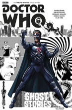 Image: Doctor Who: Ghost Stories HC  - Titan Comics