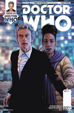 Image: Doctor Who: The 12th Doctor - Year Three #7 (cover A - Ianniciello) - Titan Comics