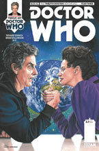 Image: Doctor Who: The 12th Doctor - Year Three #7 (cover C - Walker) - Titan Comics