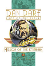 Image: Dan Dare: Mission of the Earthmen HC  - Titan Comics
