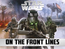 Image: Star Wars: On the Front Lines HC  - Titan Books
