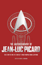 Image: Autobiography of Jean-Luc Picard HC  - Titan Books