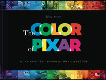 Image: Color of Pixar HC  - Chronicle Books