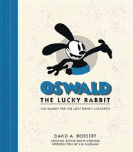 Image: Oswald the Lucky Rabbit: Search for Lost Disney Cartoons  - Disney Editions