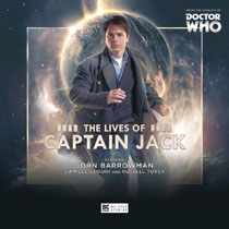 Image: Doctor Who Audio CD: Lives of Captain Jack  - Big Finish