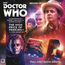 Image: Doctor Who Audio CD: High Price of Parking  - Big Finish