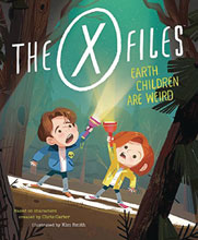 Image: X-Files: Earth Children Are Weird HC  - Quirk Books