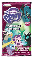 Image: My Little Pony: Defenders of Equestria Card Box  - Enterplay LLC